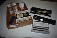 Vintage lot- Harmonica,  Remington First Razor,