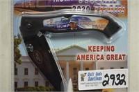 Knife Trump Train 2020