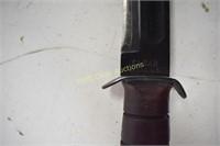 """Knife Ka-Bar U.S.M.C. Blade approximately 7"""" long"""