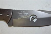 Knife Elk Ridge ER-554 with Sheath Blade is