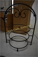 Kitchen Decor New In Boxes- Cookbook Stand,