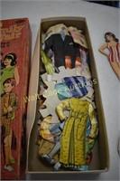 Family Affair Paper Dolls