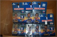 NBA Headliners  assorted Basketball players lot