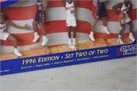Basketball USA 1996 Starting Lineup USA Team