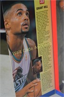 """Grant Hill Basketball figurines approximately 16"""""""