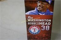 """Ron Washington Bobblehead approximately 8"""""""