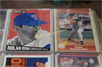 Baseball, Basketball and Football Cards Topps,