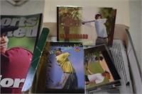 Golf Upper Deck Tiger Woods Golf cards 2001