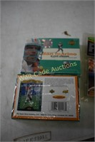 Football and Baseball cards Unopened  Dan Marino