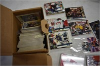 Assorted Sports Cards 2 box lot