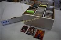 Sports Cards Collectors assortment large box lot