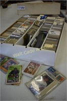 Sports Assortment of Collectors cards unsorted