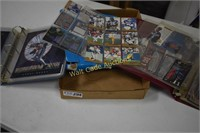 Sports cards Collectors Assortment of unsorted