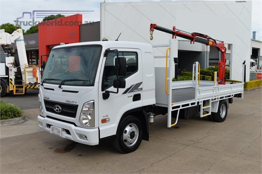2020 Hyundai Mighty EX8 - Trucks for Sale