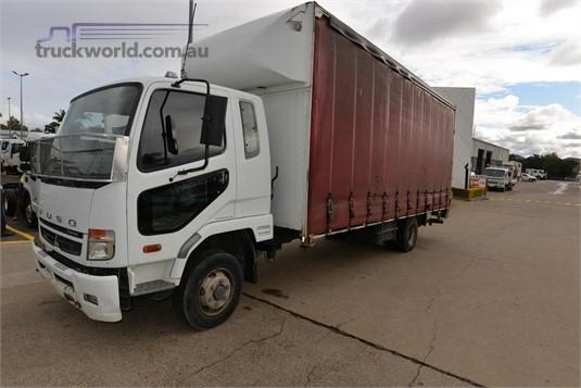 2010 Mitsubishi FK600 - Trucks for Sale