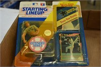 Baseball Starting Lineup figurines lot of 6
