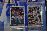 Baseball Starting Lineup figurines lot of 8