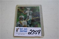 Dan Marino 1996 Collectors Edge Collectors card