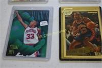 Grant Hill Collectors cards lot of 6