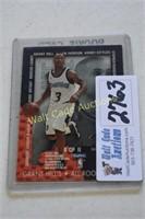 Stephon Mabury NBA Hoops Collectors card