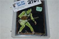 John Stockton Topps Collectors card