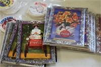 Coca Cola Collectors Cards, Cars and Milk Caps