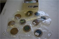 Mint Slammers Cool Mike's  Collectors lot of