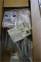 Sports Card Holders new in packages  lot