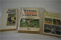 Vintage Sports Book lot