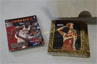 Basketball Collectors Cards lot of 3 boxes