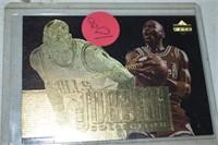 Michael Jordan Collectors Cards in Protective
