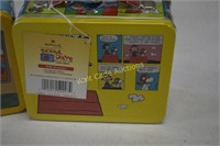 Lunchboxes Collectors Tins- Star Wars, Mickey