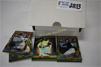 Baseball Cards Collectors Assortment of  Finest
