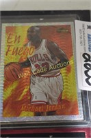 Michael Jordan Collectors Plaque with Card