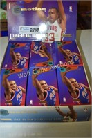 Basketball Emotion 1994-1995 Boxes only lot no