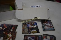 Baseball and Football Collectors Cards lot