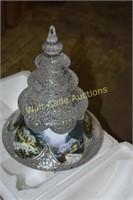 Thomas Kinkade Crystal Reflections Holiday Tree
