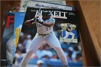 Sports Magazines lot-ESPN, Sports Illustrated,