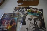 Sports Collectors Magazines lot- Beckett, Sports