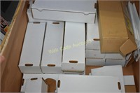 Sports Card Storage Boxes large lot