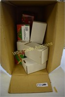 Sports Cards Storage Boxes lot