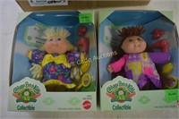 Cabbage Patch dolls Collectibles  set of 4