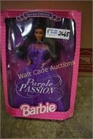 Barbie Purple Passion Special edition