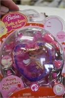 Barbie Peek a Boo Petiets lot of 6
