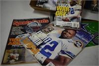 Deion Sanders Collectors Assortment of Sports