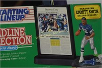 Troy Aikman Collectors Assortment of  Figurines,