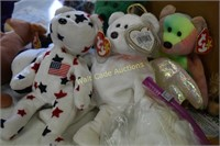 Beanie Babies lot with Collectors McDonald's TY