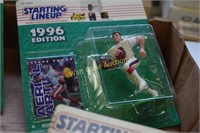 Football  Starting Lineup Figurines 1995-1997