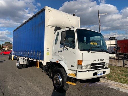 2004 Fuso Fighter - Trucks for Sale