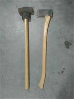 Axe and Sledgehammer